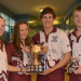 Club Captains with LCC Trophy